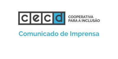 Comunicado de Imprensa  COVID-19 no CECD